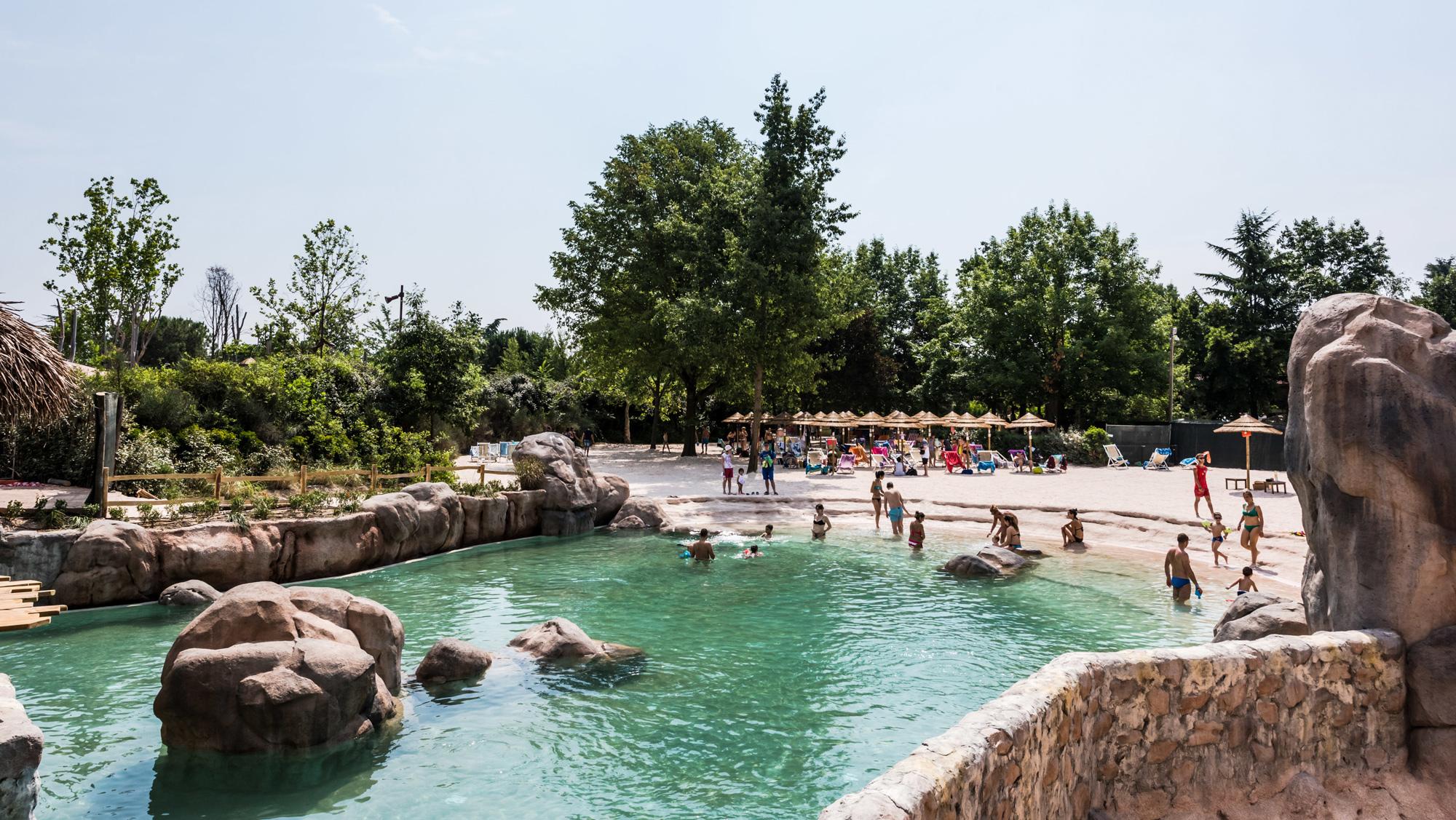 Malawi beach zoom torino for Pesci finti per piscina